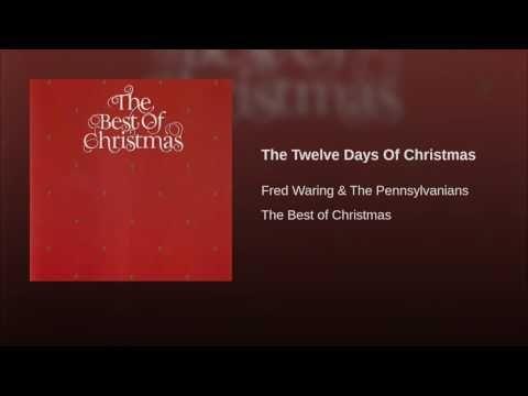 The Twelve Days Of Christmas - YouTube