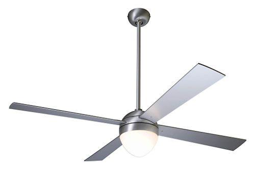 $416 Ball Ceiling Fan with Light - Ceiling Fans - Lighting - Room & Board