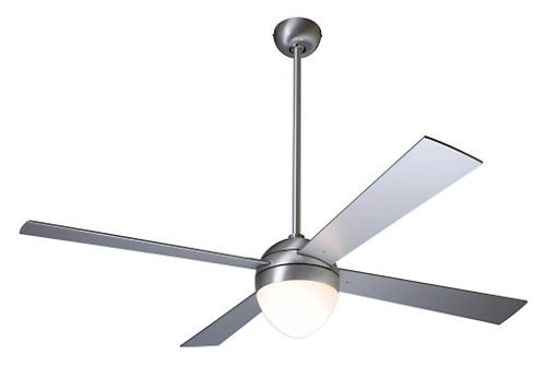 $416 Ball Ceiling Fan with Light - Ceiling Fans - Lighting - Room & Board