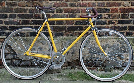 Retro Bicycles and Kryptonite U-locks | The Bike Messenger