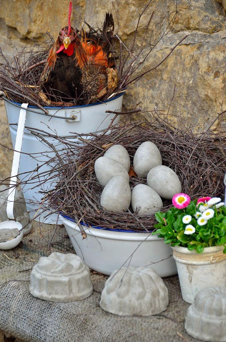 Dom pod brzozą: Wielkanoc