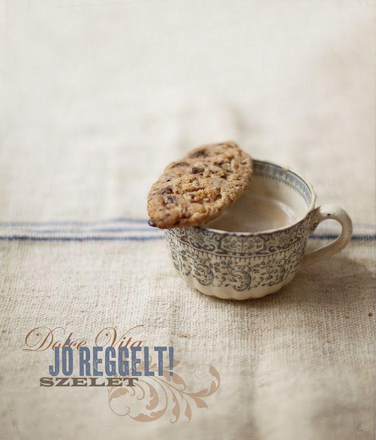Jó reggelt keksz! | Dolce Vita Blog