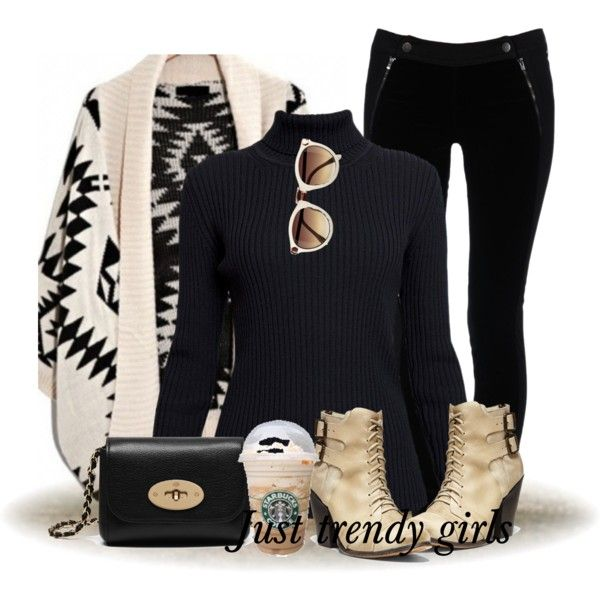 Aztec tribal Cardigan outfits http://www.justtrendygirls.com/aztec-tribal-cardigan-outfits/
