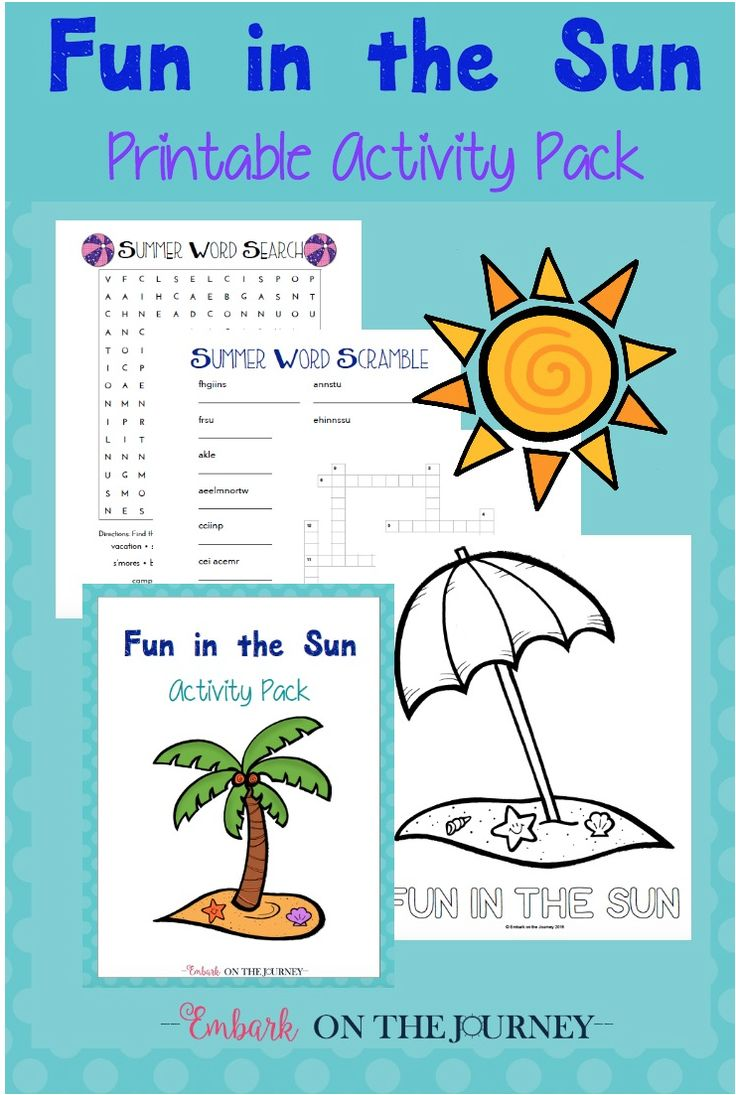 50 best Summer Activities & Crafts images on Pinterest | Crafts for ...