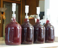 Cherry wine tutorial.