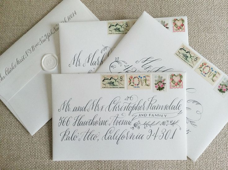 1486 Best Images About Wedding Calligraphy On Pinterest
