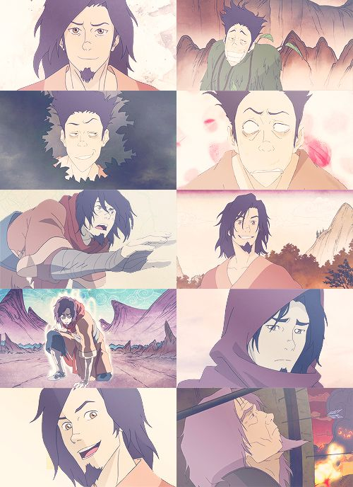I loved this episode so much. It brought me to tears and made me laugh the whole time. I really enjoyed this peek into the Avatar's past.