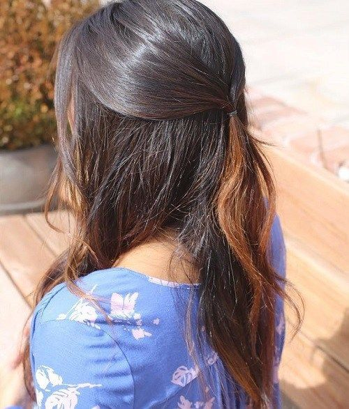 40 Easy and Chic Half Ponytails for Straight, Wavy and Curly Hair 40 Easy and Chic Half Ponytails for Straight, Wavy and Curly Hair