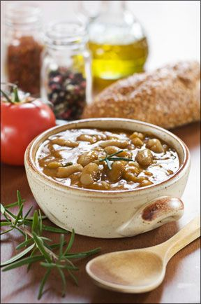 Living Without - Gluten-Free White Turkey Chili - Recipes Article