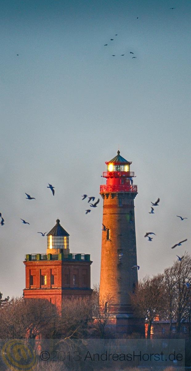 Kap Arkona Leuchttürme #lighthouse #Insel #Rügen