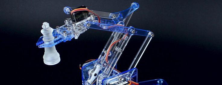 MeArm - Pocket Sized Robot Arm