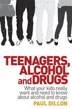 Teenagers, alcohol and drugs: what your kids really want and need to know about alcohol and drugs. by Paul Dillon  Allen & Unwin  This book answers commonly asked questions about alcohol and drugs, and shows how parents can get these important conversations started with their kids.  Available at your local public library If you are a State Library client you can also access the ebook version of this book. If you are not a registered client of the Library, you can apply online.