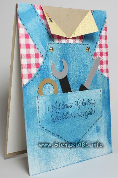 Ein Blaumann zum Geburtstag
