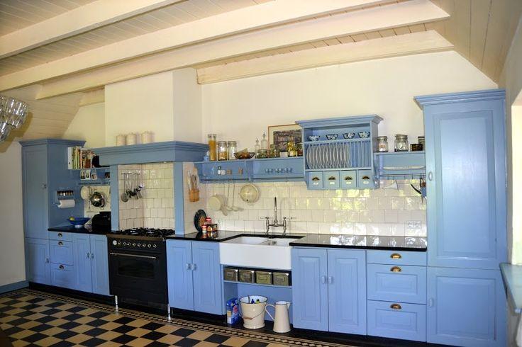 125 beste afbeeldingen over keuken op pinterest - Oude stijl keuken wastafel ...