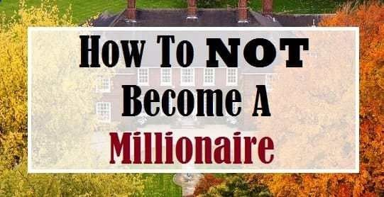 How to Become a Millionaire - How To Not Become A Millionaire The Manifestation Millionaire by Darren Regan is an insightful program that teaches you about the skill of harnessing your own power of thinking like a millionaire.