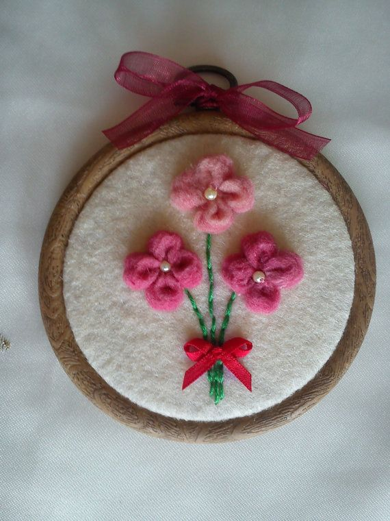 Love that one of my crewel embroidery Christmas stocking kits are featured in this Etsy Treasury: Favourites from #handmadehour 27th August  by Jilly on Etsy
