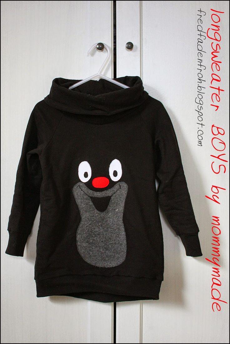 longsweater maulwurf