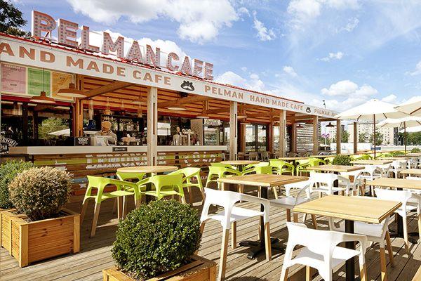 Pelman Handmade Cafe on Behance