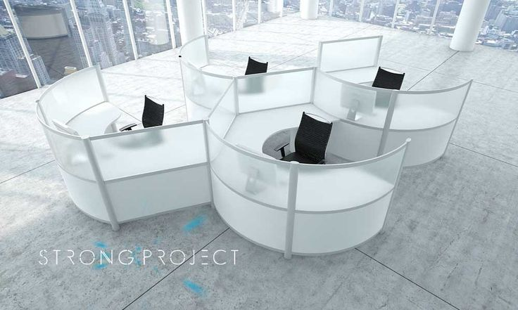 Modular Office Furniture Workstations Cubicles Systems Modern Contemporary Modern Office Design Executive