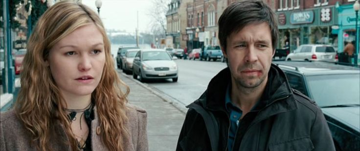 The Cry of the Owl (2009) Paddy Considine stars as Robert Forrester who whilst going through a divorce decides to move away from the city to a small town which is where he strikes up a friendship with Jenny Thierolf (Julia Stiles). But Robert finds himself under police questioning when following a confrontation with Jenny's jealous boyfriend Greg Wyncoop (James Gilbert) he disappears.
