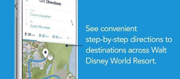 Great update for the My Disney Experience App!  The new release includes step-by-step navigation system for Walt Disney World.  MDE is such an awesome tool to use in planning your Disney World vacation.  #DisneyTip #DisneyTravelPlanner #MagicalTripcations