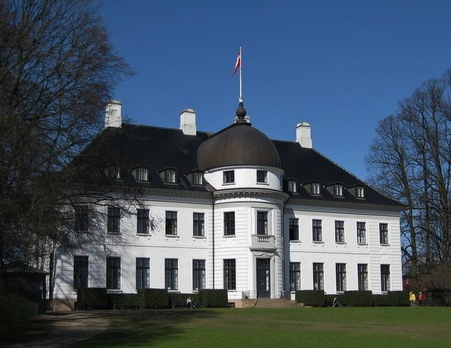 Bernstorff Castle, Denmark