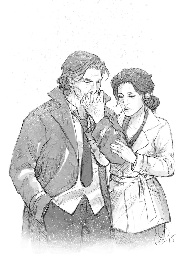 the wolf among us | twau | fables | bigby wolf x snow white | snowby