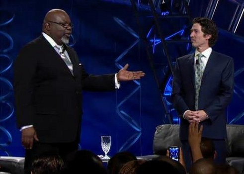 How T.D. Jakes and Joel Osteen  explained the Newtown, Connecticut shooting