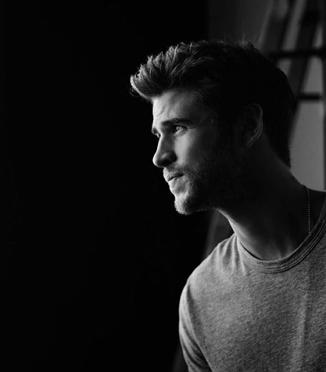 Liam Hemsworth for Men's Health UK, December 2015 issue  #liamhemsworth