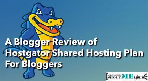 A Blogger #Review of #Hostgator Shared Hosting http://www.shoutmeloud.com/review-of-hostgator-webhosting-wordpress.html #WordPress