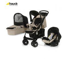 Детская коляска Hauck Shopper Trio Set SH-13 (Германия)