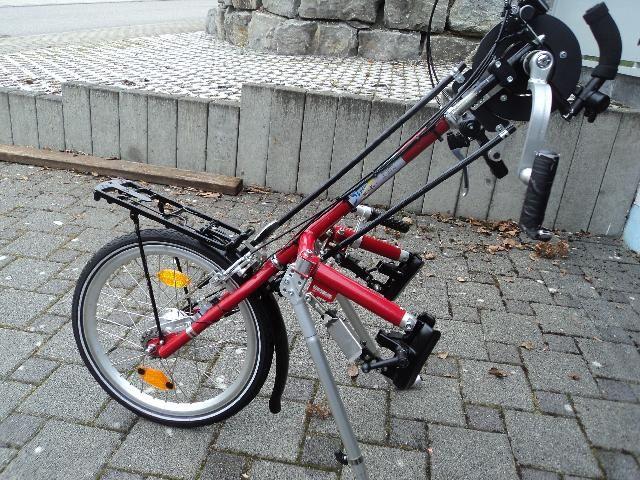 Stricker City 7 mit Planetengetriebe, Rückwärtsgang, Top Zustand nur 890 € » Handbike-Basar (Private Kleinanzeigen) » Faszination Handbike