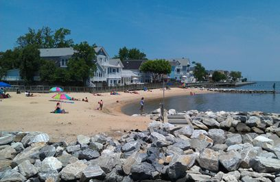 Maryland Beaches off the Beaten Path