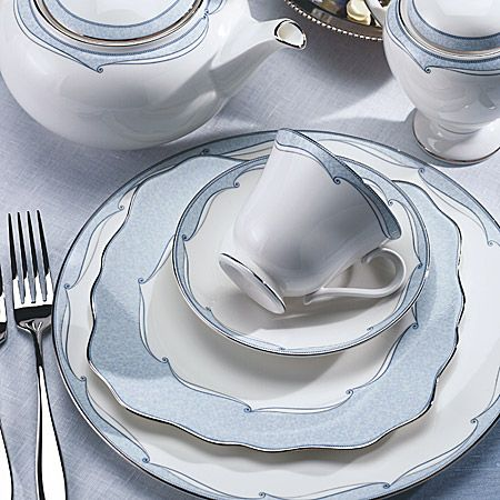 Wedgwood Venice China . . . Elegance through design