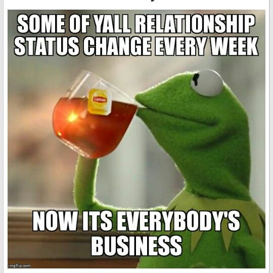 Amen! Stop posting all your damn business