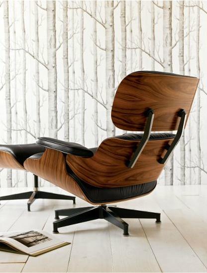 Eames, Lounge Chair