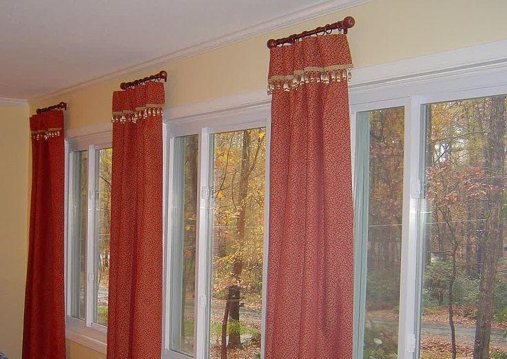short curtain rods 25 best curtain rods ideas on 12482