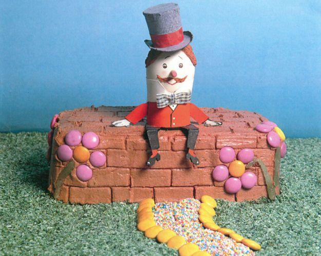 Humpty Dumpty | The Definitive Ranking Of Women's Weekly Children's Birthday Cakes