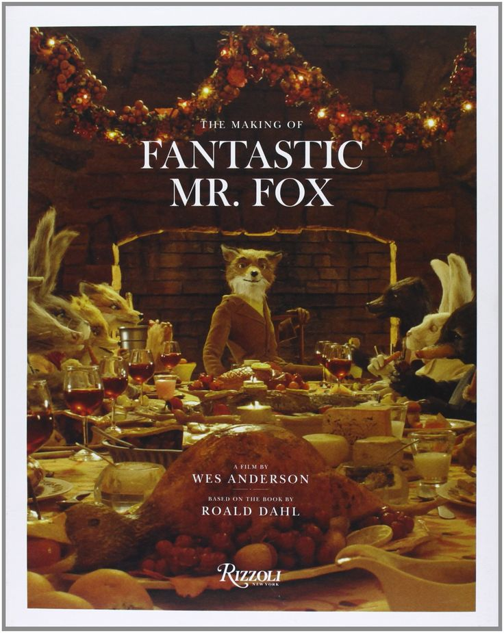 "You should purchase this book if: 1. You enjoyed/liked/loved the film ""Fantasic Mr. Fox"" 2. You are an animation fan/historian/buff. 2a. Specifically, stop-motion animation 2b. With created puppets. 3. You like reading or collecting ""Making Of"" books about films. (I need this book)"