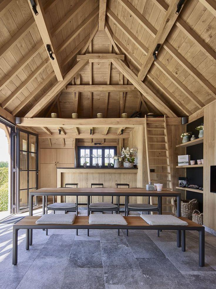 25 beste idee n over tuinhuizen op pinterest miniatuurtuinen en fee huizen - Opslag idee lounge ...