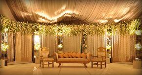 Wedding Stage Pakistani- #desiwedding