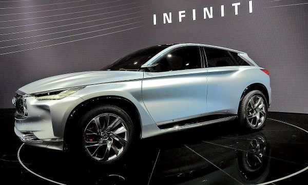 Gtopcars Com Top Car Companies In The World In 2020 Infiniti Car New Cars