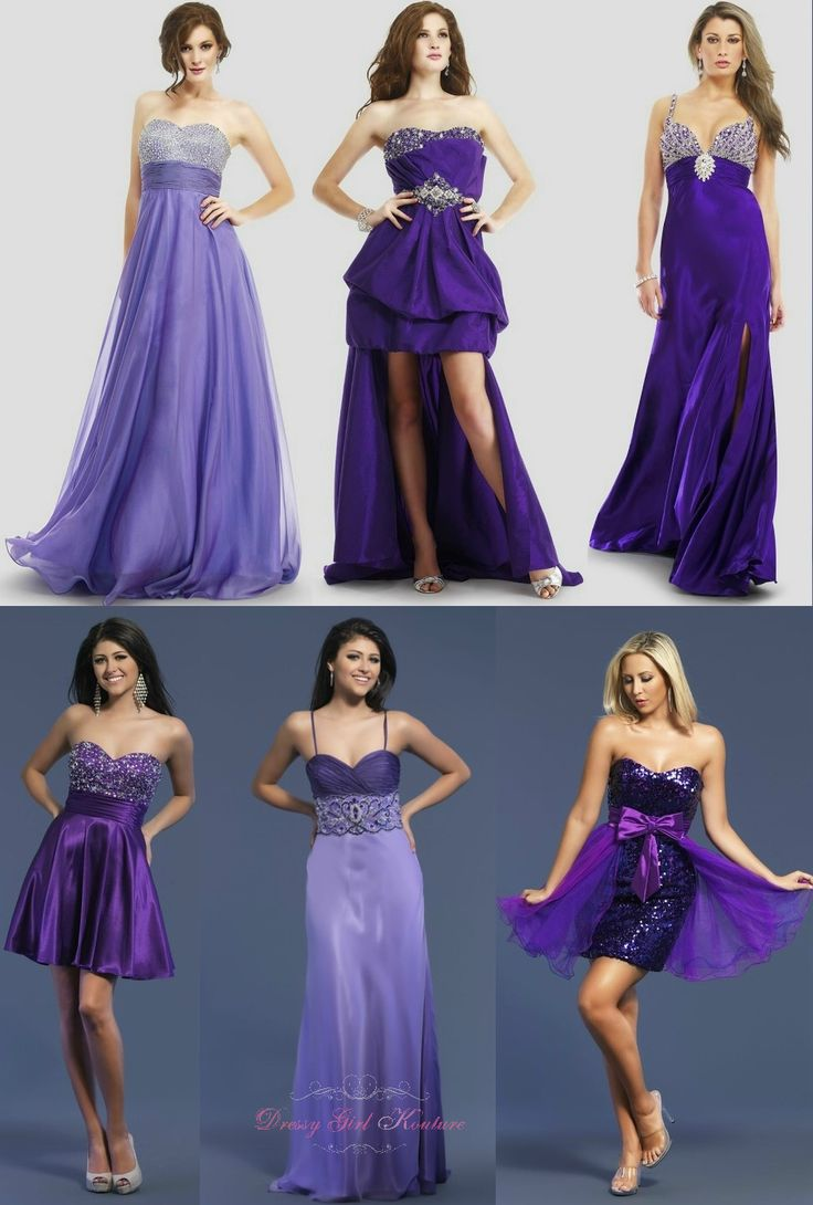 The 13 best images about my dream wedding on pinterest baby blue love these dressese top middle row dress is my idea of my 2nd dress purple bridesmaid ombrellifo Images
