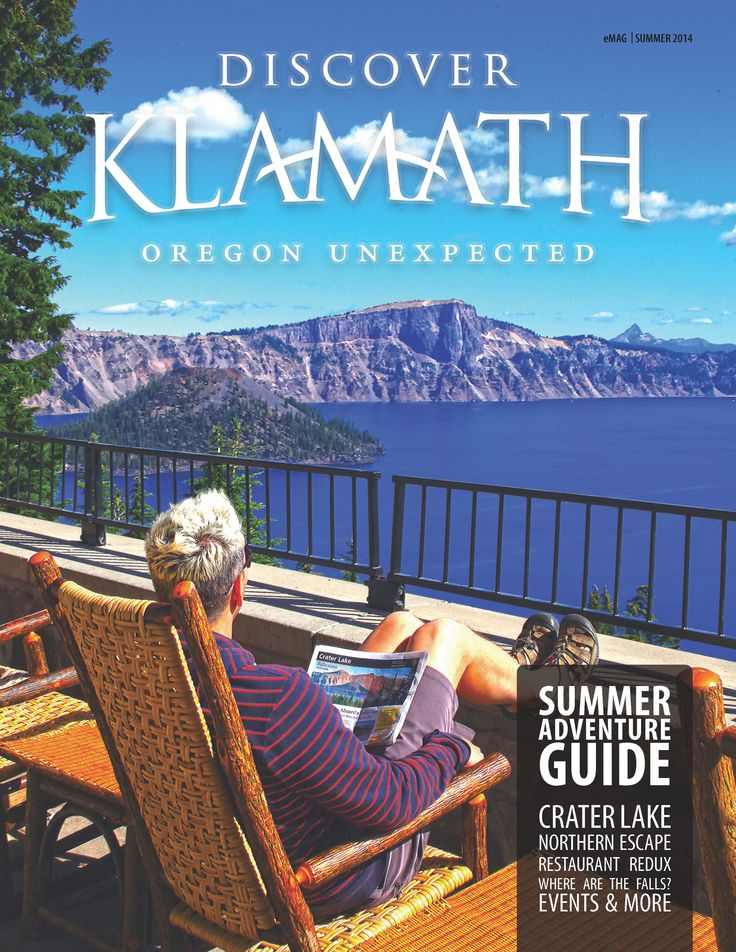 14 best Discover Klamath Magazines images on Pinterest
