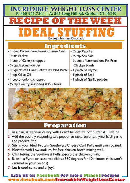 Ideal Protein Tips and Recipes from Incredible Weight Loss Center - Page 11 - 3 Fat Chicks on a Diet Weight Loss Community Ideal Protein Diet