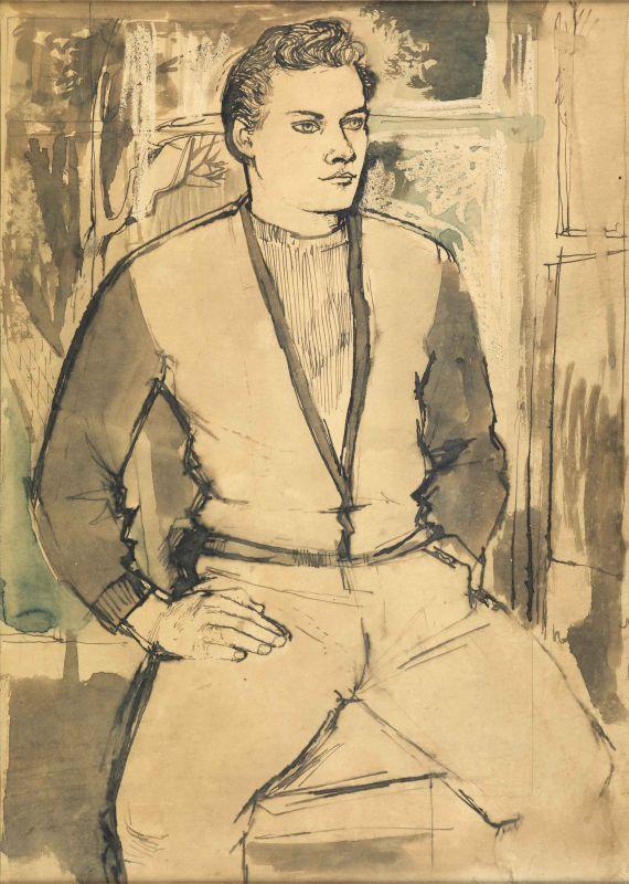 7. Francis John Minton 1917-1957