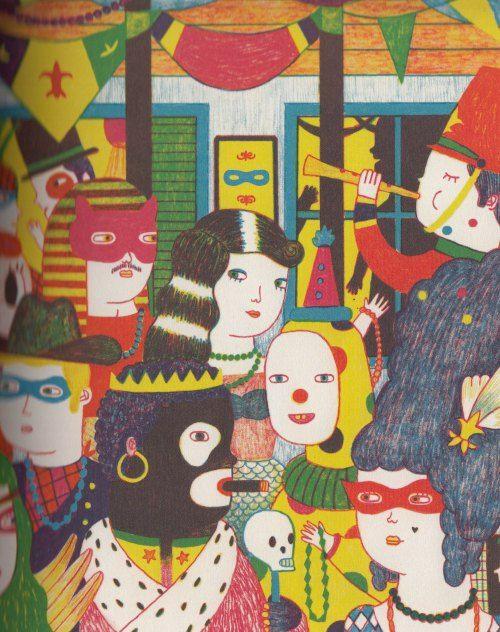 Ana Albero: Southern Carnival