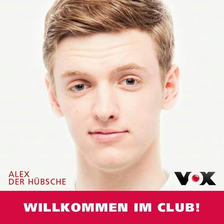 Alex Der Hübsche