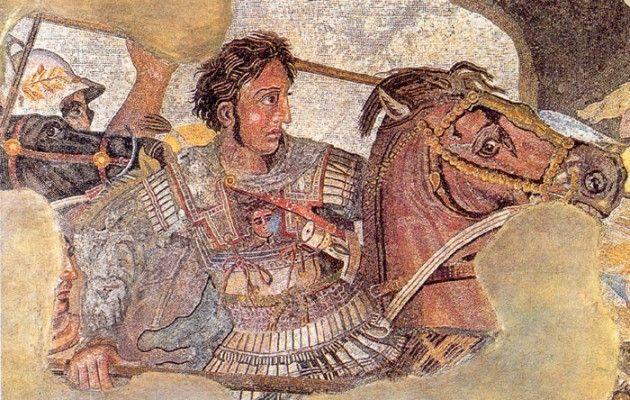 Αποκάλυψη Το Ένατο Κύμα: Που είναι θαμμένος ο Μέγας Αλέξανδρος