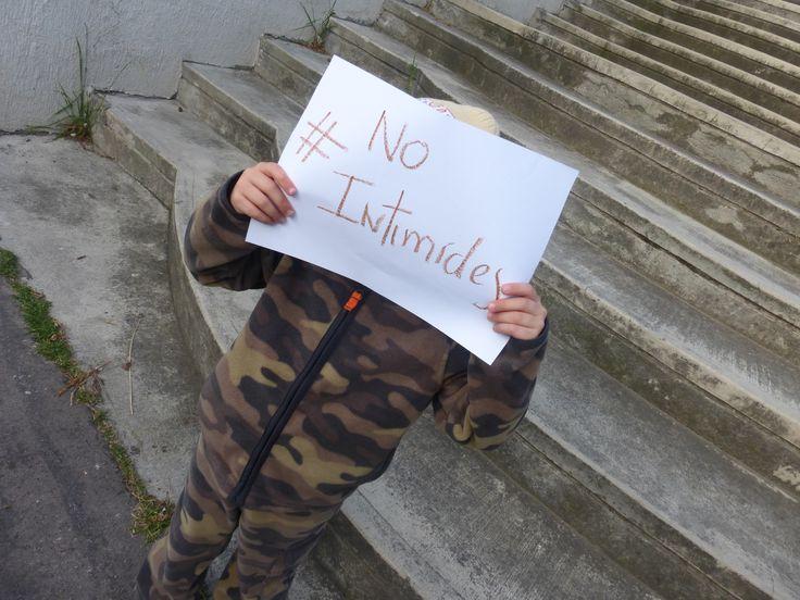 #No a la intimidación